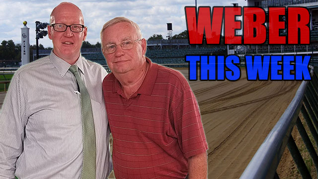 Weber This Week: Meet Sean Schiano, WNY Off-Track Betting Branch Director